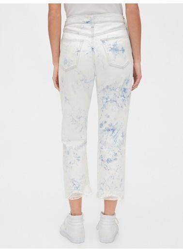 Gap Jean Pantolon | Boyfriend Beyaz